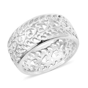 Jewelry - HANDCRAFTED STERLING SILVER RING